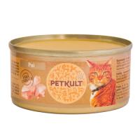 Petkult Cat Grain Free Pui  80 g