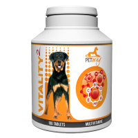 Supliment Nutritiv PetWay Vitality2 100 tablete