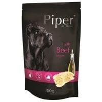 Piper Adult Dog cu Burta de Vita, plic 500 g