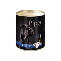 Piper Adult Dog cu Carne de Cod, 800 g
