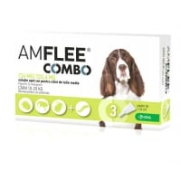 Amflee Combo Caine M (10-20 kg), 3 Bucati