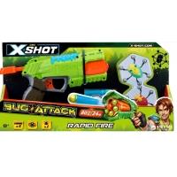 Pistol Bug Attack Rapid X Shot Fire 2 Insecte Si 8 Sageti