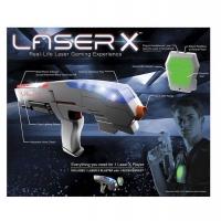 Pistol Laser X Single