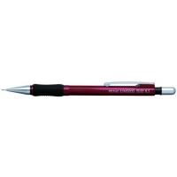 Creion mecanic profesional PENAC UM 5035, 0.5mm, varf cilindric retractabil - bordeaux metalizat