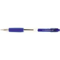 Pix cu mecanism si rubber grip, PENAC CCH-3 - albastru