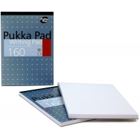 Blocnotes A5, 80 file, 80g/mp, coperti carton, PUKKA Metallic Refill - dictando