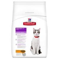 Hill's SP Feline Senior 11+ cu pui 2 kg