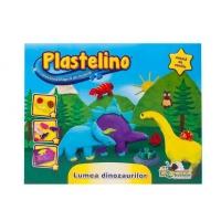 Plastilina Lumea Dinozaurilor