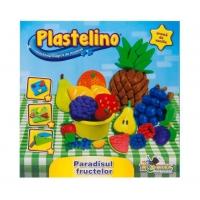 Plastilina Paradisul Fructelor