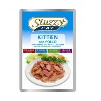 Stuzzy Cat Kitten cu Pui,100 g