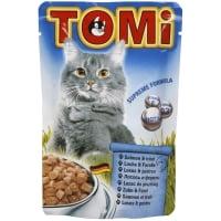 Plic Tomi Somon si Pastrav, 100 g