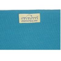 PortBebe Amazonas Carry Sling Carrageen, 450 cm, Bleu