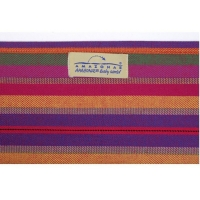 PortBebe Amazonas Carry Sling Carrageen, 450 cm, Multicolor