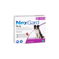 Nexgard L, 10-25 kg, 3 comprimate