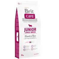 Brit Care Junior Large Breed Miel si Orez 12 kg