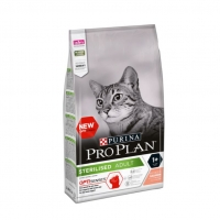 Pro Plan Sterilised OptiSenses Somon, 10 Kg