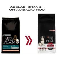 Pro Plan Puppy Medium Sensitive Skin, 12 kg