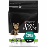 Pro Plan Puppy Small & Mini cu Pui, 700 g