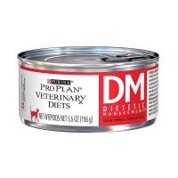 Pachet Purina Veterinary Diets DM Cat 10 x 195 g