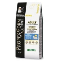 Proper Form and Temper Toys Adult Maintenance 20 kg