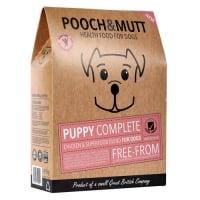 Hrana Uscata PoochΜtt Grain Free, Puppy,3 kg