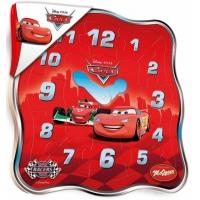 Puzzle din Lemn Ceas Brimarex, Cars