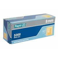 Capse 13/ 8, 5000 buc/cutie, RAPID - pentru tacker RAPID