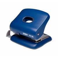 Perforator metalic 30 coli, RAPID FC30 - albastru