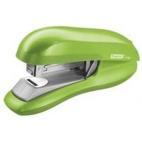Capsator cu capsare plata,  30 coli, RAPID F30 - verde deschis