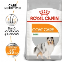 Hrana Royal Canin CCN Mini Coat Care, 8 Kg