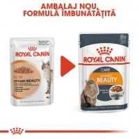 Pachet Royal Canin Intense Beauty, 12 x 85 g