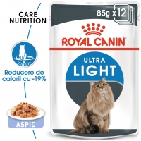 Royal Canin Ultra Light in Jelly, 85 g