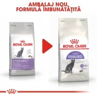 Royal Canin Sterilised, 2 kg