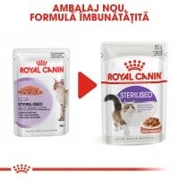 Pachet Royal Canin Sterilised, 12 x 85 g