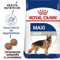 2 x Royal Canin Maxi Adult, 15 kg