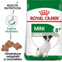 Royal Canin Mini Adult 8+, 4 kg