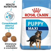 2 x Royal Canin Maxi Puppy, 15 kg