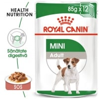 Pachet Royal Canin Mini Adult, 12 x 85 g