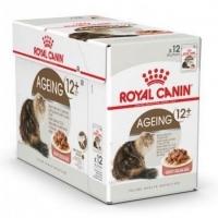Pachet 6 Plicuri Royal Canin Ageing 12 +, 85 g
