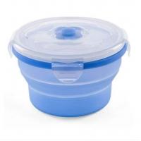 Recipient Pliabil Pentru Hrana Nuvita, Albastru