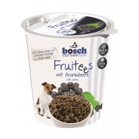 Recompense pentru Caini, Bosch Fruitees cu Aronia, 200 g