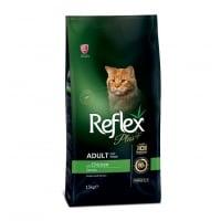 Reflex Plus Adult Cat cu Pui, 15kg