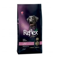 Reflex Plus Dog Adult cu Vita, 15 kg