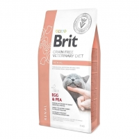 Brit Grain Free Veterinary Diets Cat Renal 5 kg