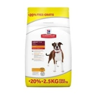 Hill's SP Canine Adult Light Pui 12 kg + 2.5 kg GRATIS