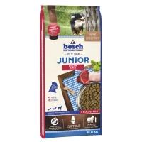 Pachet 2 x Bosch Junior Miel si Orez, 15 kg