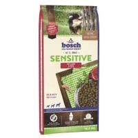 Bosch Sensitive Miel si Orez 15 kg