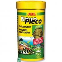 Hrana pentru pesti JBL NovoPleco, 250 ml