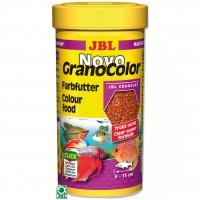 Hrana pentru pesti JBL NovoGranoColor Refill, 250 ml