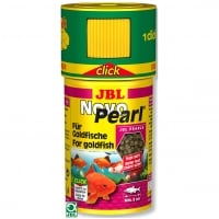 Hrana pentru pesti JBL NovoPearl Click, 100ml